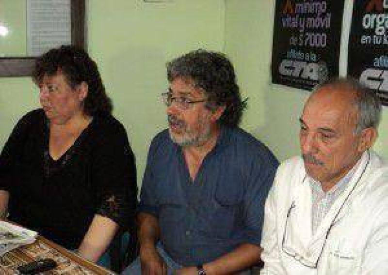 """Intersindical de Jujuy advierte: de no tener pronto respuestas del gobierno """"adelantamos un febrero acompañado de medidas"""""""