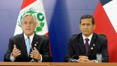 Tras fallo de La Haya, se reúnen Piñera y Humala en la Celac