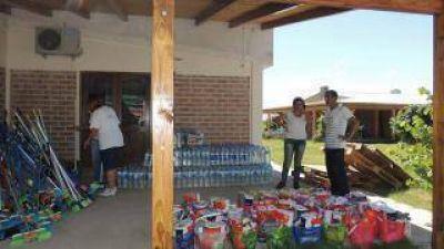 El Comité de Emergencias intensifica los trabajos en Siján y El Rodeo