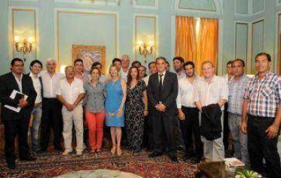 Provincia profundiza Scioli 2015 en los HCD