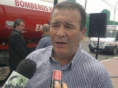 """""""Es un orgullo ver este crecimiento"""", dijo Blasetti en el 118º aniversario de los Bomberos Voluntarios de Ensenada"""