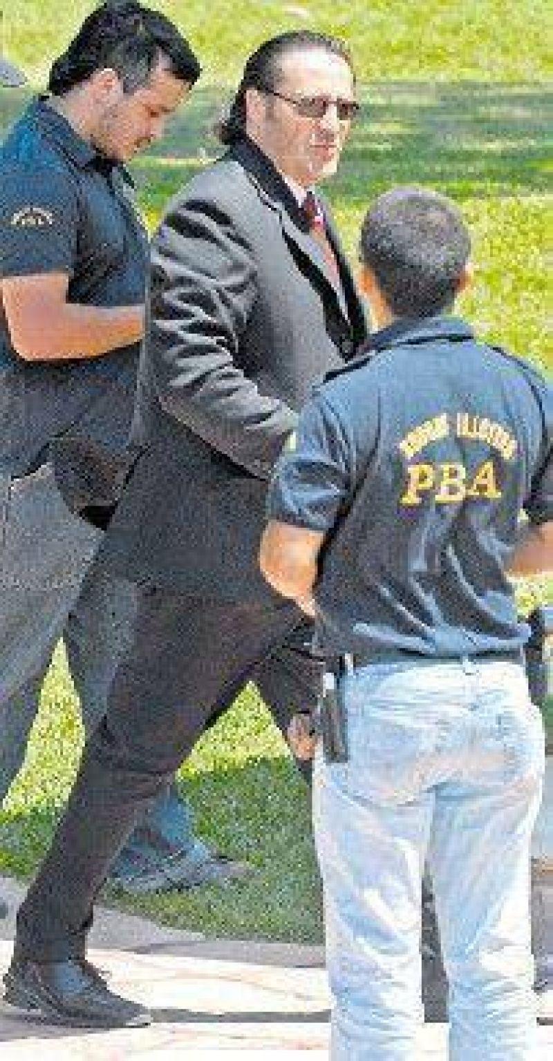 De Narváez acusó a Faggionato de complicidad con el Gobierno