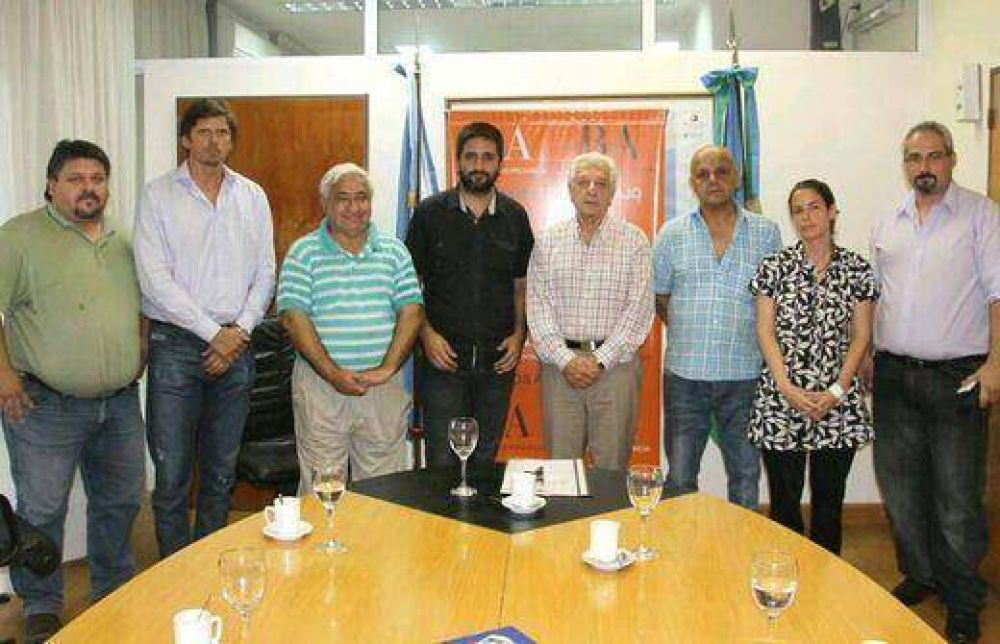 La CGT Zona Norte visitó a Cuartango y reclamó por la nueva delegada en Tigre