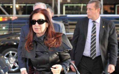 Cristina Kirchner volvió al Hospital Austral de Pilar a hacerse estudios médicos