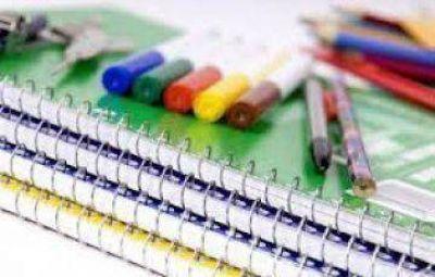 Canasta escolar: contará con 30 productos pero los precios aún no se definen