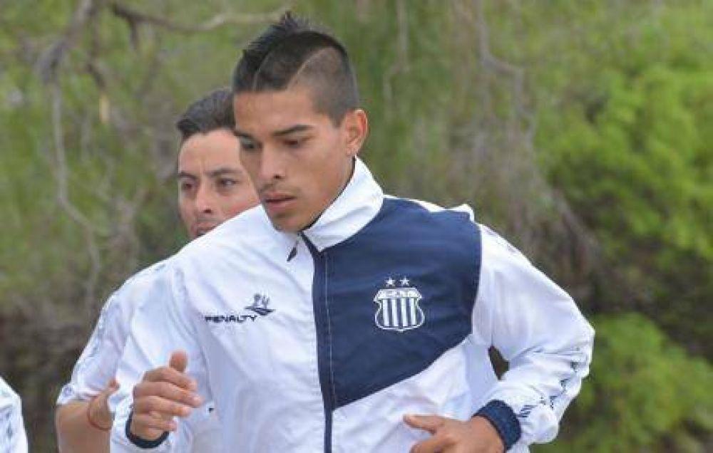 Talleres y Favio Álvarez: caído