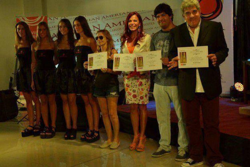 Carlos Paz: Se conocieron los ternados a los premios Carlos