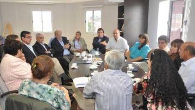 """Brizuela del Moral defendió la construcción del """"puente del mástil"""""""