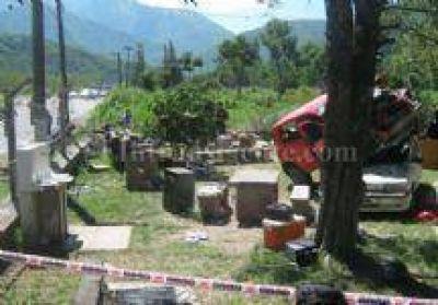 Tragedia en Campo Quijano: El fiscal adelant� que planteara el homicidio simple para Barrientos