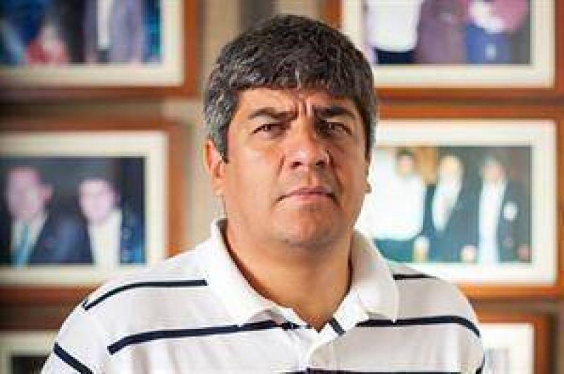 """Pablo Moyano, sobre Caló: """"Se ha despertado de la siesta por presión de sus propios trabajadores"""""""
