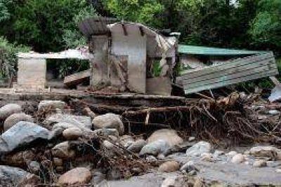 Construirán viviendas para las víctimas del temporal de Catamarca