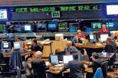 La bolsa porteña ganó 3,5% y los bonos 2,6%