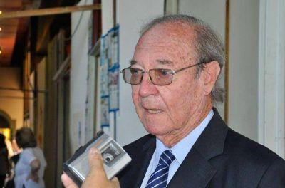 Tomás Mustapich presentó su renuncia como ministro del Superior Tribunal de Justicia