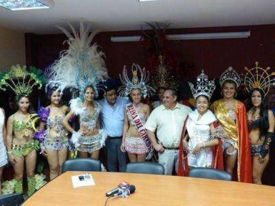 Presentaron los Carnavales Misioneros 2014