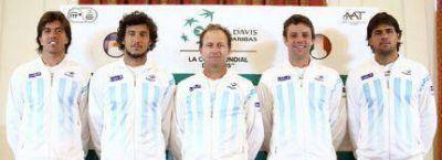 Copa Davis: Berlocq abre la serie con Seppi; luego, Mónaco va con Fognini