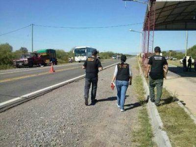 Operativo conjunto entre las Policías de Catamarca y La Rioja