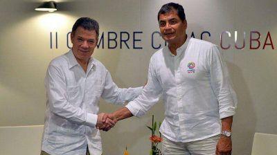 Ecuador será clave en el diálogo de paz entre Colombia y el ELN