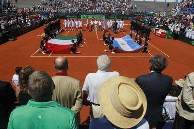 Copa Davis 2014: Pico Mónaco busca el segundo punto de la serie