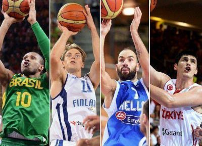 Fin del misterio: Brasil, Finlandia, Grecia y Turqu�a al Mundial