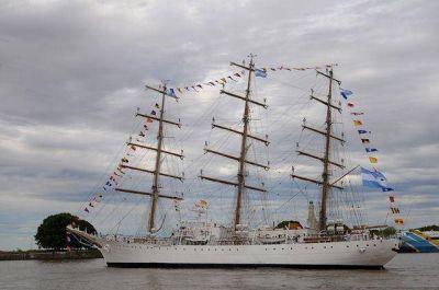 La Fragata Libertad llegaría el 28 de febrero a Mar del Plata