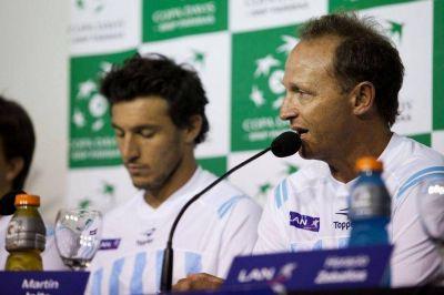 Para Jaite, Argentina tiene chances de dar vuelta la serie ante los italianos