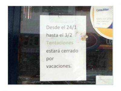 El Centro Comercial pide que el lunes los locales trabajen