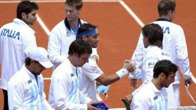 Copa Davis: Argentina cayó en primera fase y jugará el repechaje