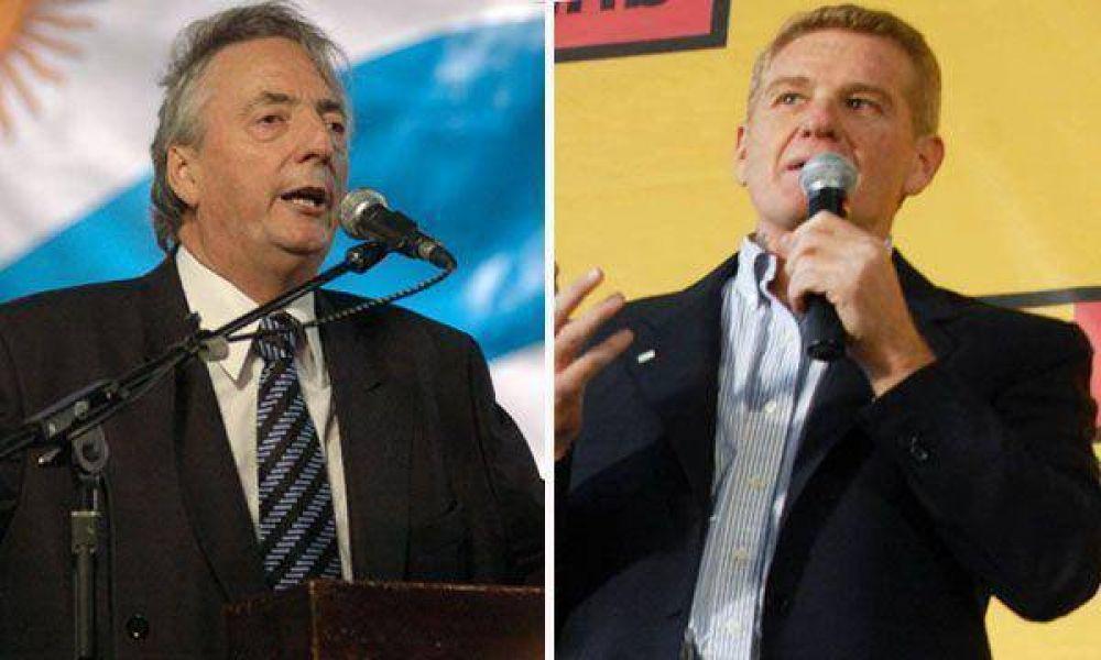 Kirchner se desvincula de la citación a De Narváez, pero le pide que se presente