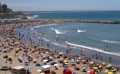 Dos millones de turistas pasaron por Mar del Plata