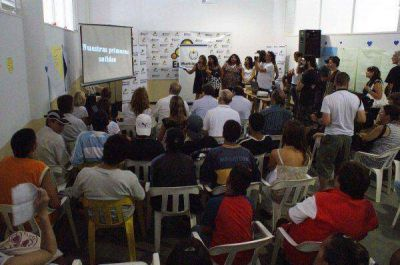 Envión: jóvenes optan por talleres de oficio y los educativos