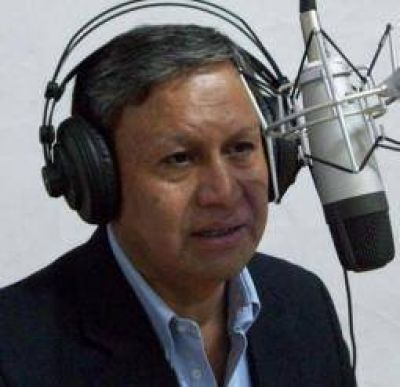 Ángel Maza se despegó del opositor Frente Renovador