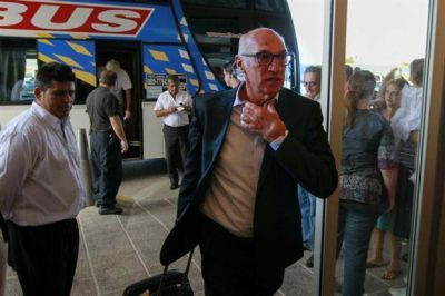 Confianza en jaque: dirigentes de Boca dudan del futuro de Carlos Bianchi