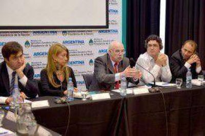 Lechería: reunión entre los actores de la cadena y máximas autoridades de Agricultura