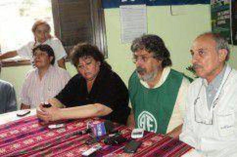 Por incumplimiento del gobierno de Fellner: ma�ana la Intersindical de Jujuy anunciar�a medidas de fuerza