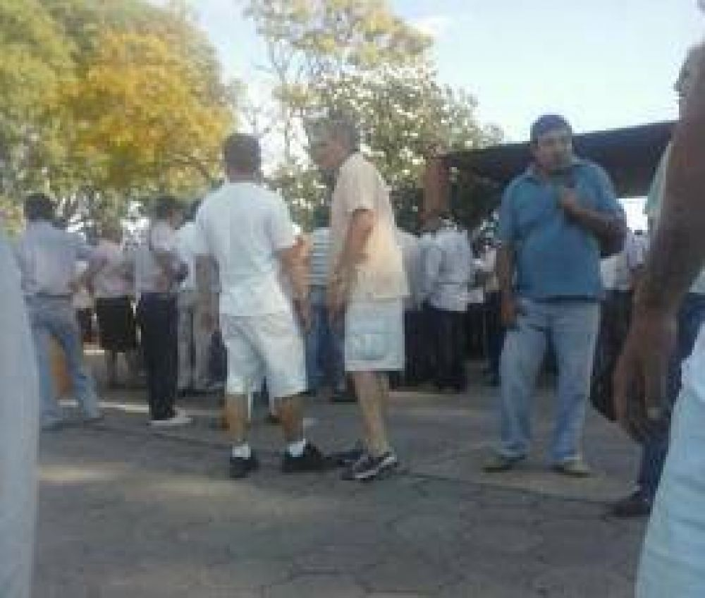 La crisis golpea duro a Tucumán: protestan por despidos en Scania