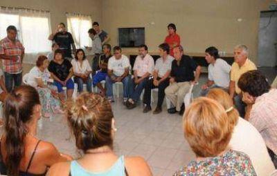 Desde Las Tunitas plantearon la situación y reclamaron respuestas a las autoridades