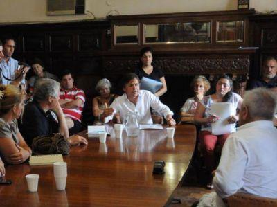 Giuliano criticó a Binner por su falta de compromiso para combatir el narcotráfico