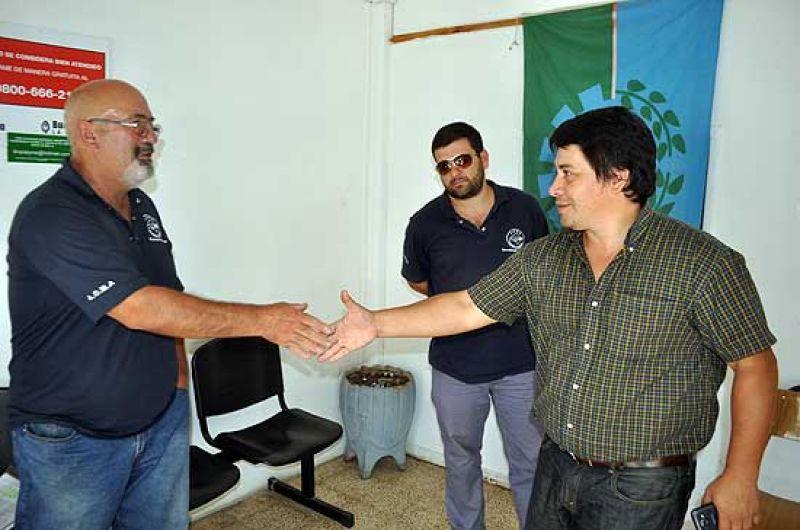 Conciliación obligatoria en conflicto entre Aoma y cantera
