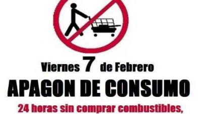 Apagón de consumo: una campaña vía web contra los aumentos de precio