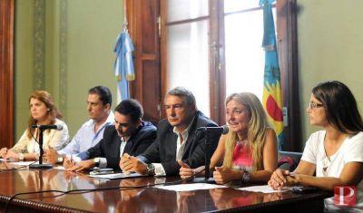 Despu�s de negociar cargos con Scioli, el massismo pide revisar el Presupuesto