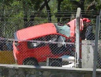 Campo Quijano: �la tragedia se produjo por medio metro�