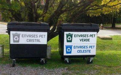 Habr� multas para los countries y shoppings que no separen la basura