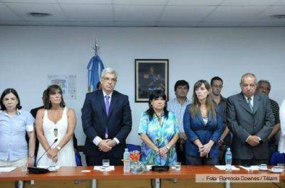 Diputados nacionales de todo el país ratificaron su apoyo a la Presidenta