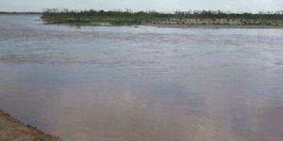 Febrero es un mes clave para el ingreso de agua en el centro oeste