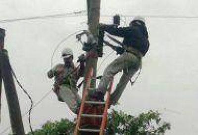 Perturbaci�n del sistema energ�tico regional afect� el servicio el�ctrico
