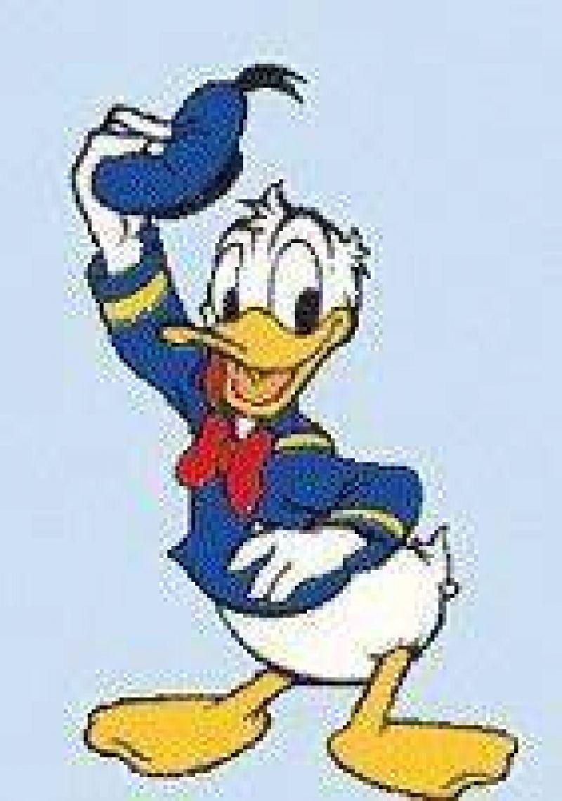El Pato Donald cumple 75 a�os