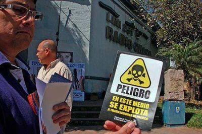 Ciudad Limpia convoca a solidarizarse con el personal de Radio Chaco