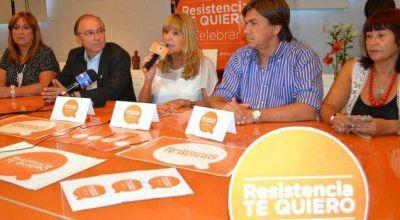 """El domingo arranca """"Resistencia, te quiero joven"""""""