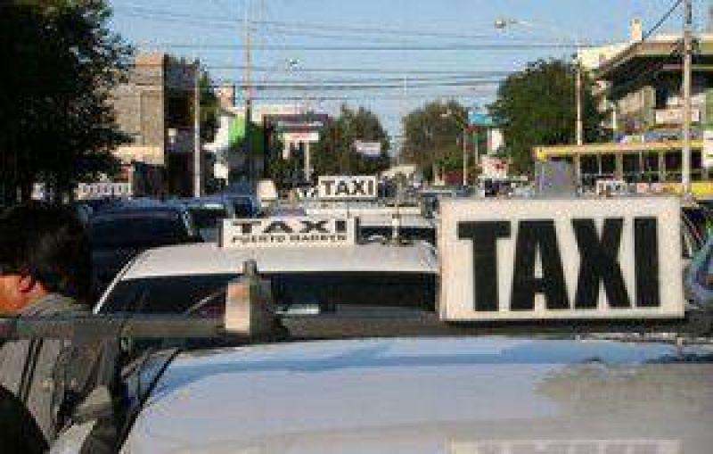 Continúan las internas por el aumento de taxis en Madryn