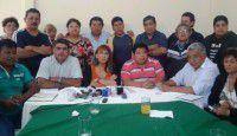 El Frente de Gremios Estatales espera la convocatoria del Gobierno